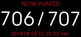 Счетчик найденных кадров : 706 из 707